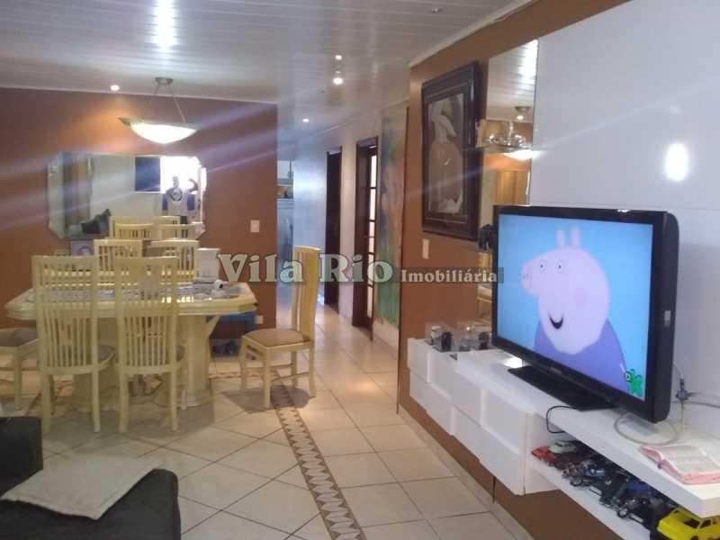 SALA 1 - Casa 3 quartos à venda Olaria, Rio de Janeiro - R$ 700.000 - VCA30069 - 3