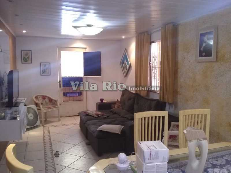SALA 2 - Casa 3 quartos à venda Olaria, Rio de Janeiro - R$ 700.000 - VCA30069 - 4