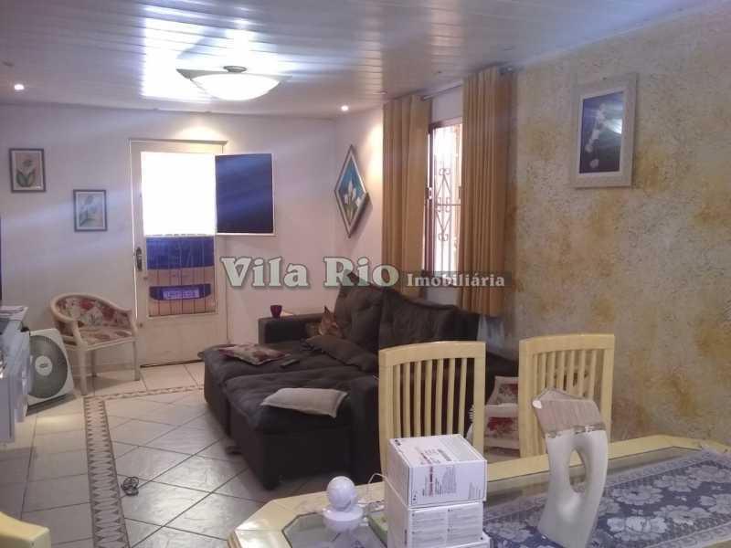 SALA 3 - Casa 3 quartos à venda Olaria, Rio de Janeiro - R$ 700.000 - VCA30069 - 5