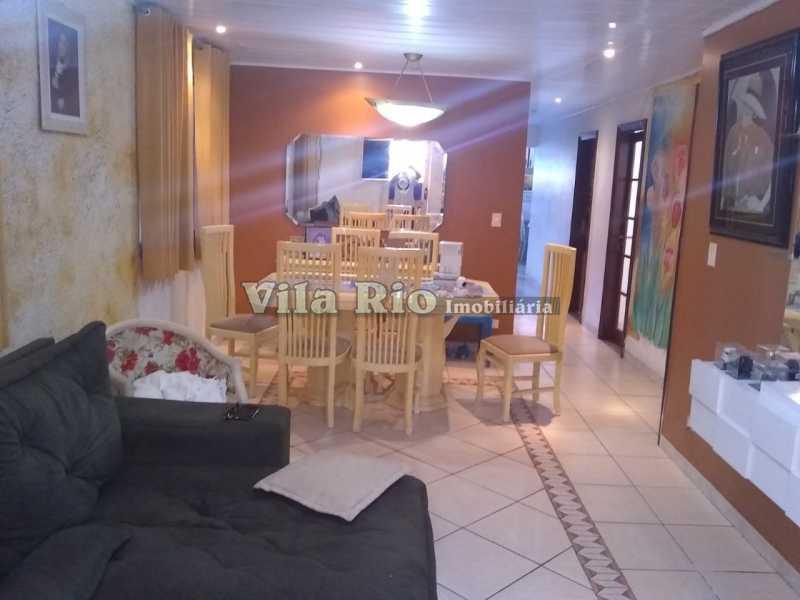 SALA 4 - Casa 3 quartos à venda Olaria, Rio de Janeiro - R$ 700.000 - VCA30069 - 1