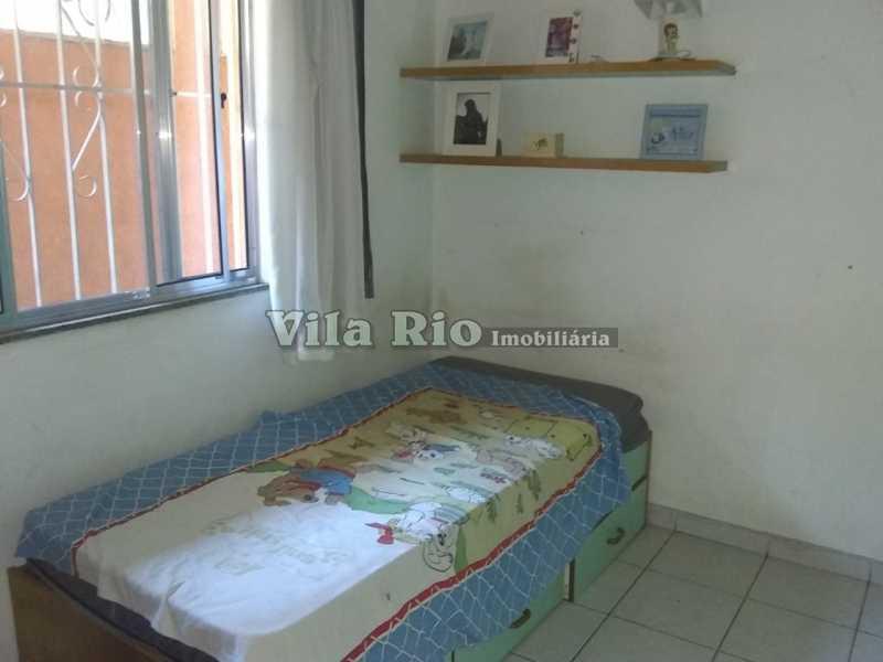 QUARTO 1 - Casa 3 quartos à venda Olaria, Rio de Janeiro - R$ 700.000 - VCA30069 - 6