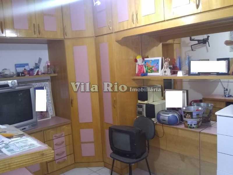 QUARTO 2 - Casa 3 quartos à venda Olaria, Rio de Janeiro - R$ 700.000 - VCA30069 - 7