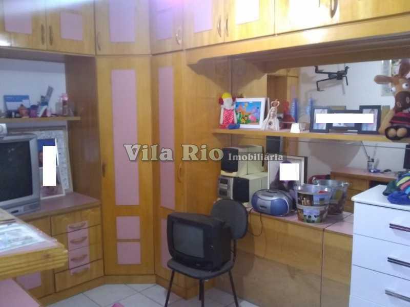 QUARTO 3 - Casa 3 quartos à venda Olaria, Rio de Janeiro - R$ 700.000 - VCA30069 - 8