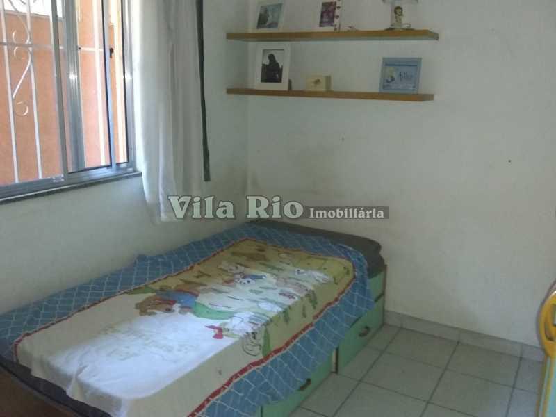 QUARTO 5 - Casa 3 quartos à venda Olaria, Rio de Janeiro - R$ 700.000 - VCA30069 - 10