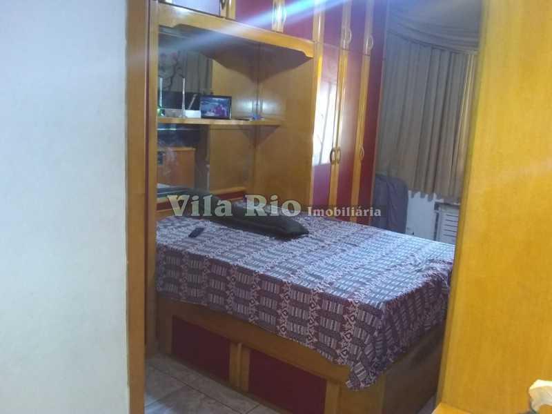 QUARTO1. - Casa 3 quartos à venda Olaria, Rio de Janeiro - R$ 700.000 - VCA30069 - 11