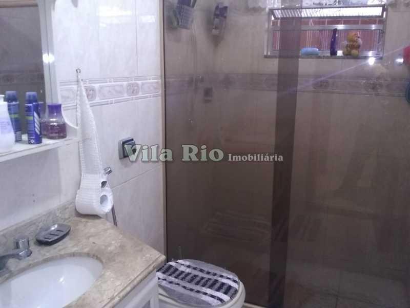 BANHEIRO - Casa 3 quartos à venda Olaria, Rio de Janeiro - R$ 700.000 - VCA30069 - 13