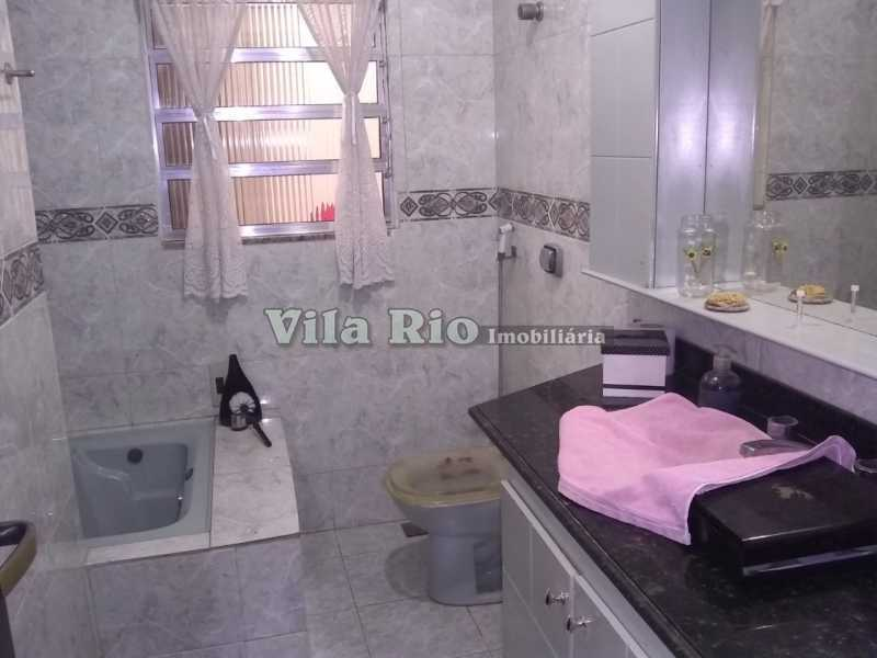 BANHEIRO1 1 - Casa 3 quartos à venda Olaria, Rio de Janeiro - R$ 700.000 - VCA30069 - 14