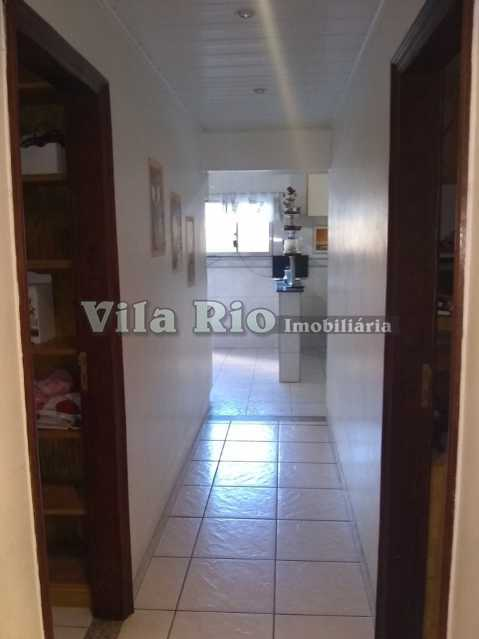 CIRCULAÇÃO - Casa 3 quartos à venda Olaria, Rio de Janeiro - R$ 700.000 - VCA30069 - 16