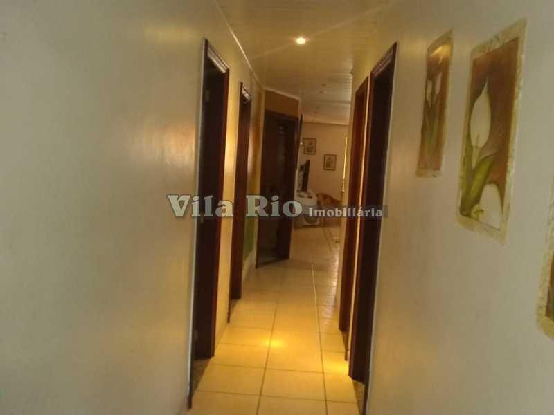 CIRCULAÇÃO1 - Casa 3 quartos à venda Olaria, Rio de Janeiro - R$ 700.000 - VCA30069 - 17