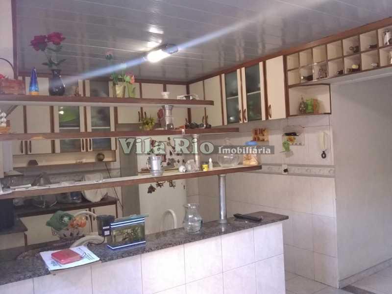 COZINHA 1 - Casa 3 quartos à venda Olaria, Rio de Janeiro - R$ 700.000 - VCA30069 - 18