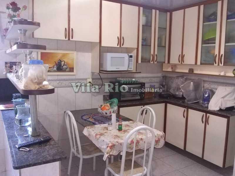 COZINHA 2 - Casa 3 quartos à venda Olaria, Rio de Janeiro - R$ 700.000 - VCA30069 - 19