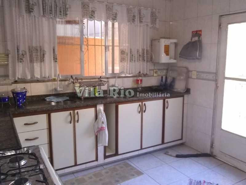 COZINHA1 - Casa 3 quartos à venda Olaria, Rio de Janeiro - R$ 700.000 - VCA30069 - 21