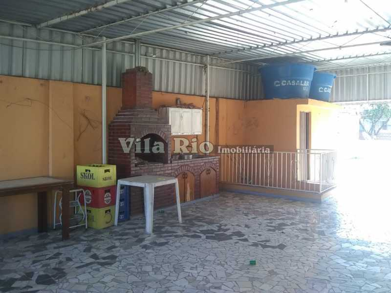 CHURRASQUEIRA - Casa 3 quartos à venda Olaria, Rio de Janeiro - R$ 700.000 - VCA30069 - 22