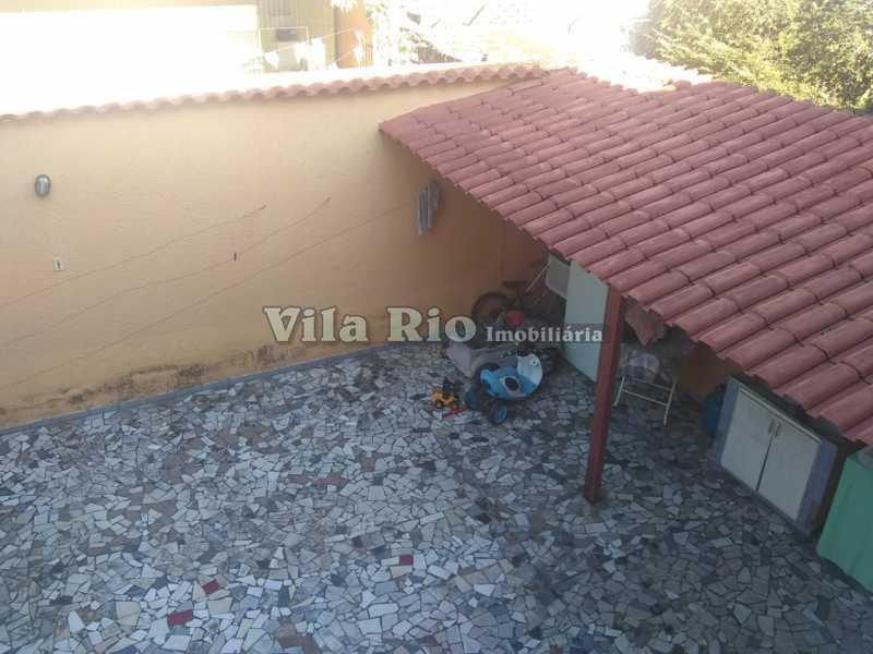 QUINTAL 1 - Casa 3 quartos à venda Olaria, Rio de Janeiro - R$ 700.000 - VCA30069 - 23