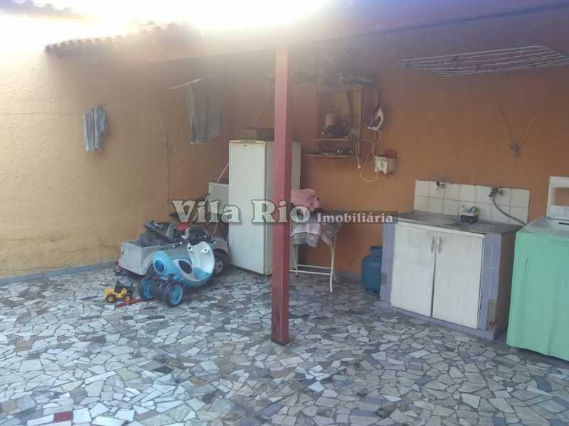 QUINTAL 2 - Casa 3 quartos à venda Olaria, Rio de Janeiro - R$ 700.000 - VCA30069 - 24