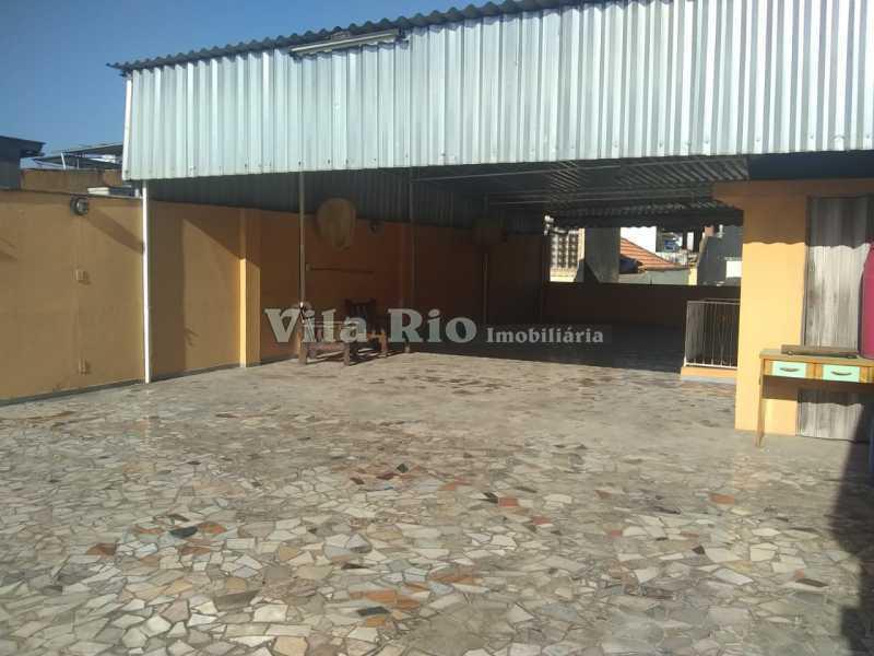TERRAÇO - Casa 3 quartos à venda Olaria, Rio de Janeiro - R$ 700.000 - VCA30069 - 25