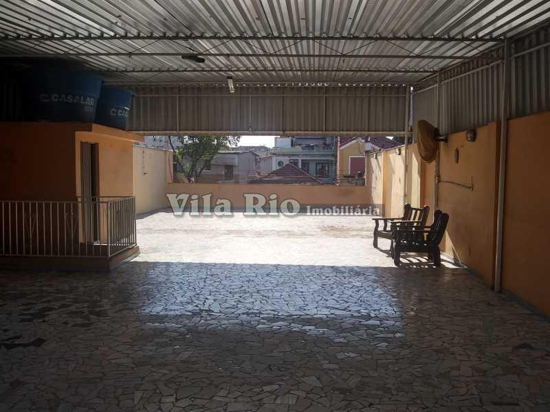 TERRAÇO1 - Casa 3 quartos à venda Olaria, Rio de Janeiro - R$ 700.000 - VCA30069 - 26