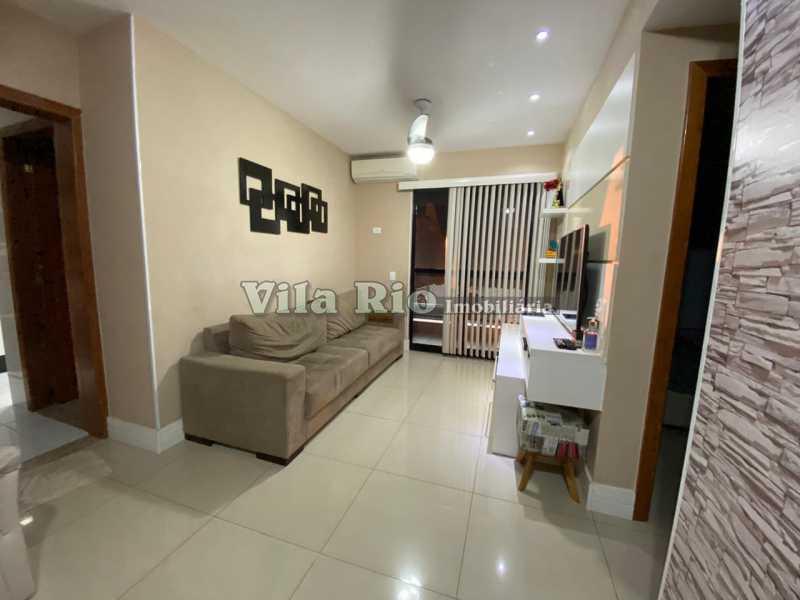 SALA 2 - Cobertura 4 quartos à venda Vila da Penha, Rio de Janeiro - R$ 748.000 - VCO40005 - 3