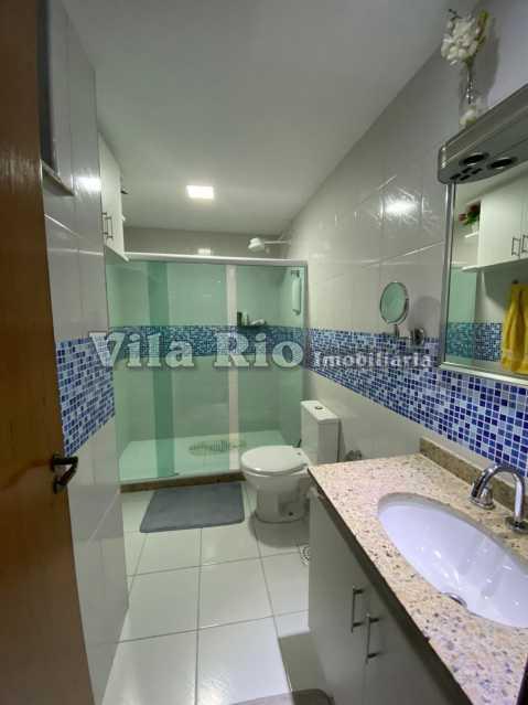 BANHEIRO 1 - Cobertura 4 quartos à venda Vila da Penha, Rio de Janeiro - R$ 748.000 - VCO40005 - 15