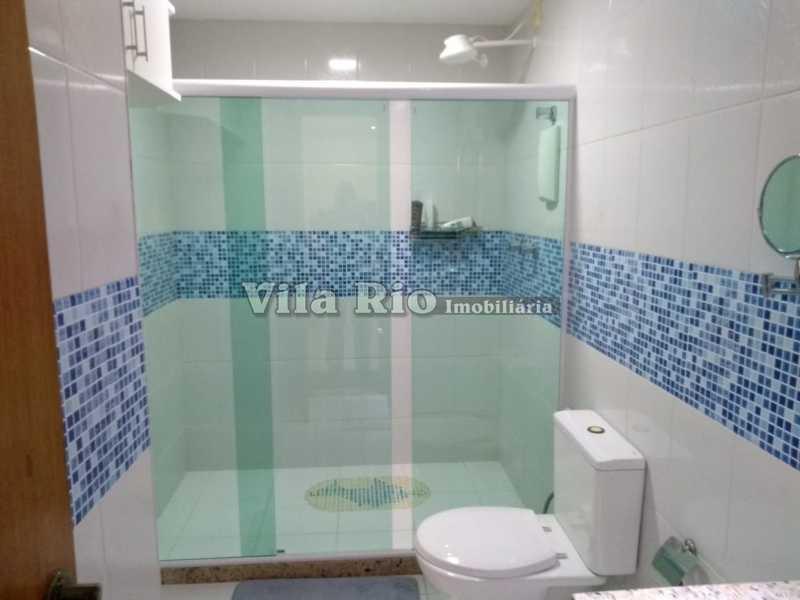 BANHEIRO 4 - Cobertura 4 quartos à venda Vila da Penha, Rio de Janeiro - R$ 748.000 - VCO40005 - 18