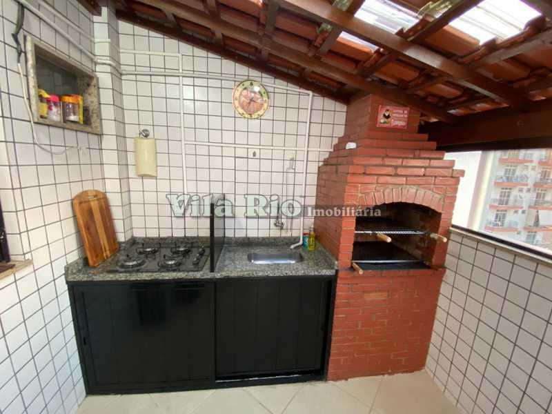 CHURRASQUEIRA - Cobertura 4 quartos à venda Vila da Penha, Rio de Janeiro - R$ 748.000 - VCO40005 - 27