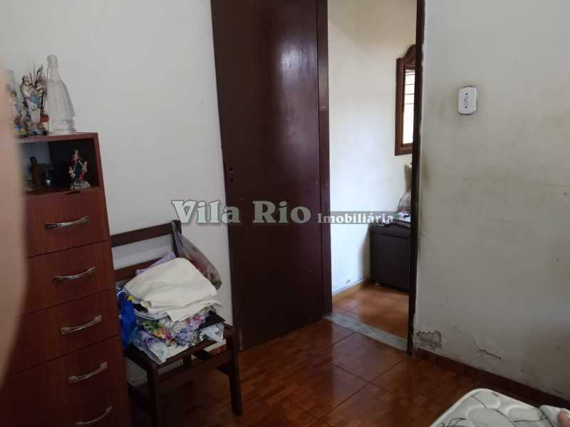 QUARTO 3. - Casa 3 quartos à venda Penha, Rio de Janeiro - R$ 750.000 - VCA30071 - 7