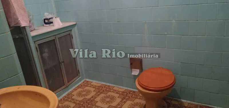 BANHEIRO 4. - Casa 3 quartos à venda Penha, Rio de Janeiro - R$ 750.000 - VCA30071 - 17