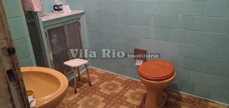 BANHEIRO 5. - Casa 3 quartos à venda Penha, Rio de Janeiro - R$ 750.000 - VCA30071 - 18