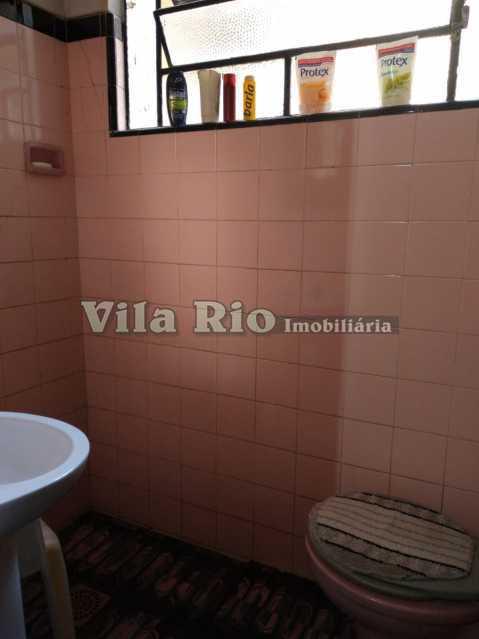 BANHEIRO1. - Casa 3 quartos à venda Penha, Rio de Janeiro - R$ 750.000 - VCA30071 - 19