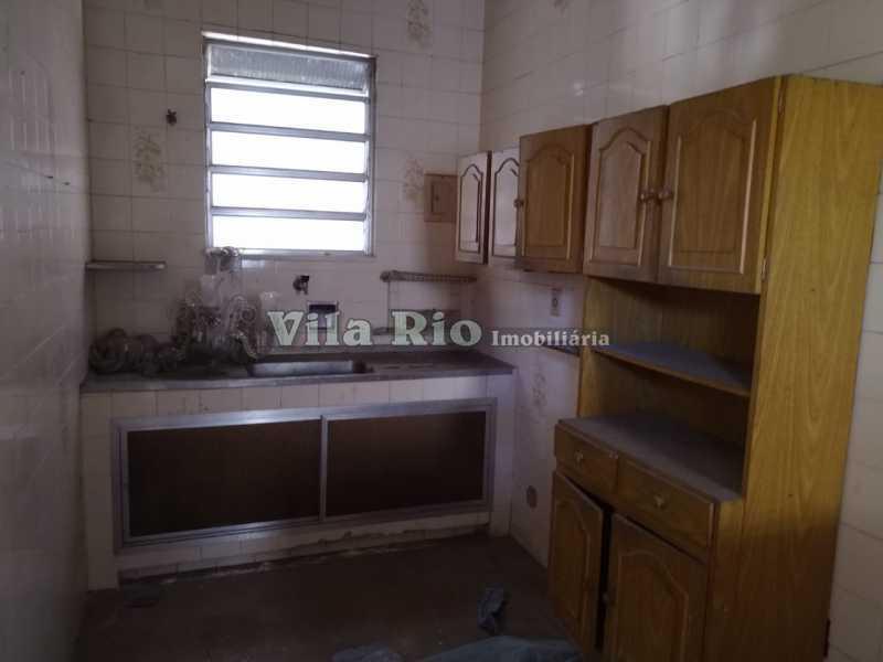 COZINHA 1. - Casa 3 quartos à venda Penha, Rio de Janeiro - R$ 750.000 - VCA30071 - 20