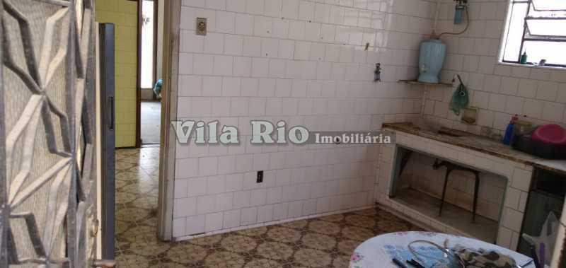 COZINHA 2. - Casa 3 quartos à venda Penha, Rio de Janeiro - R$ 750.000 - VCA30071 - 21