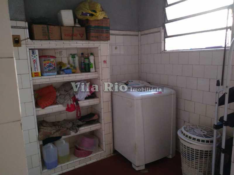 ÁREA. - Casa 3 quartos à venda Penha, Rio de Janeiro - R$ 750.000 - VCA30071 - 26
