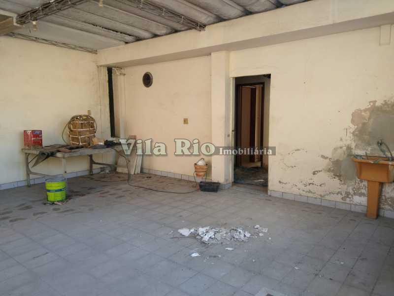 QUINTAL. - Casa 3 quartos à venda Penha, Rio de Janeiro - R$ 750.000 - VCA30071 - 29