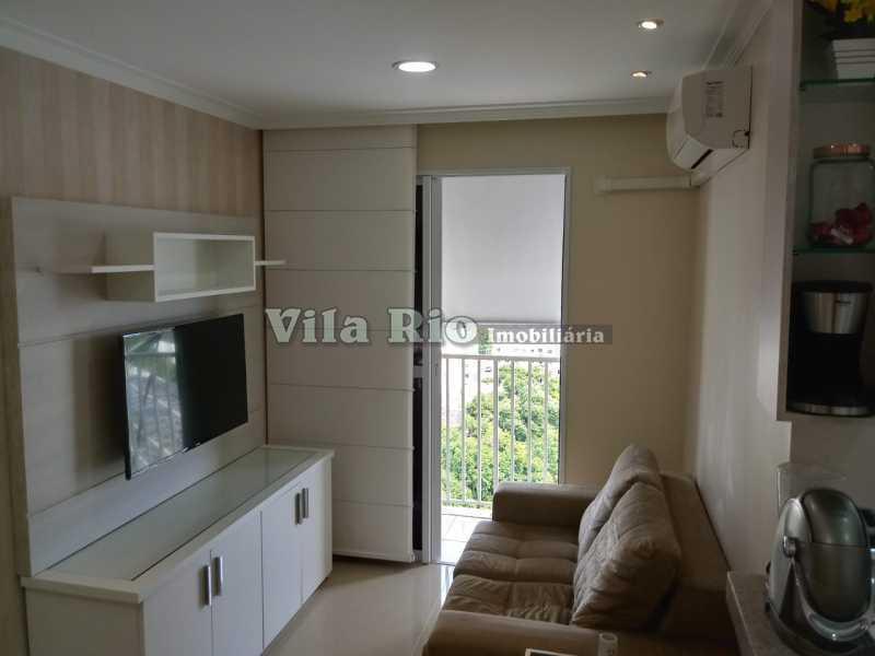 SALA 1 - Apartamento 2 quartos à venda Vicente de Carvalho, Rio de Janeiro - R$ 260.000 - VAP20633 - 1
