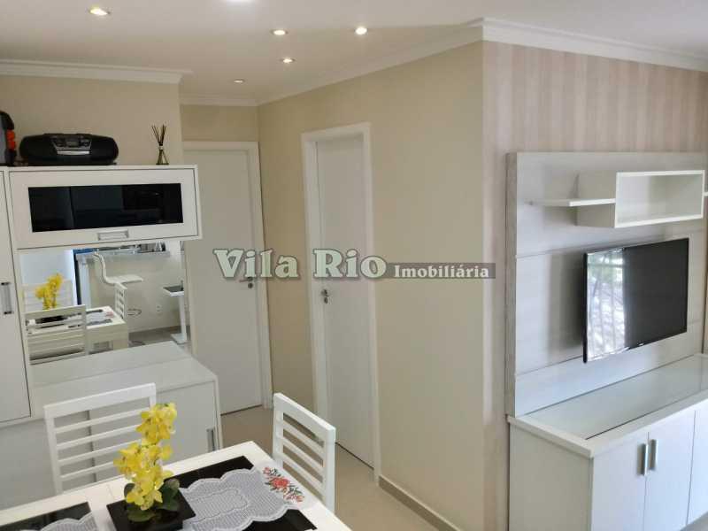 SALA 2 - Apartamento 2 quartos à venda Vicente de Carvalho, Rio de Janeiro - R$ 260.000 - VAP20633 - 3