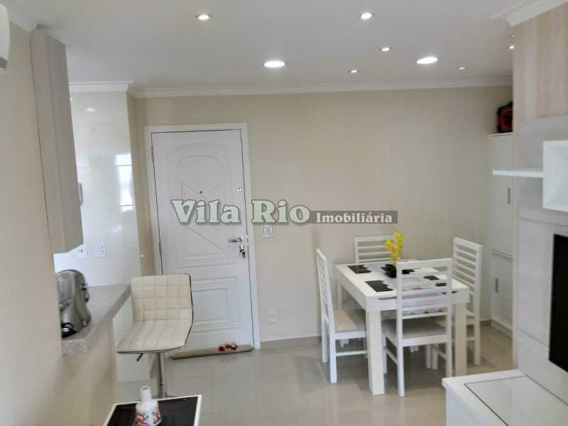 SALA 3 - Apartamento 2 quartos à venda Vicente de Carvalho, Rio de Janeiro - R$ 260.000 - VAP20633 - 4
