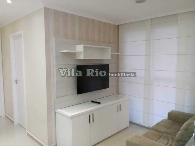 SALA 4 - Apartamento 2 quartos à venda Vicente de Carvalho, Rio de Janeiro - R$ 260.000 - VAP20633 - 5