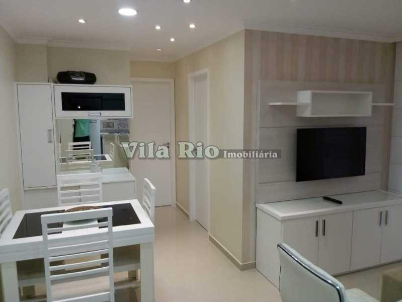 SALA 5 - Apartamento 2 quartos à venda Vicente de Carvalho, Rio de Janeiro - R$ 260.000 - VAP20633 - 6
