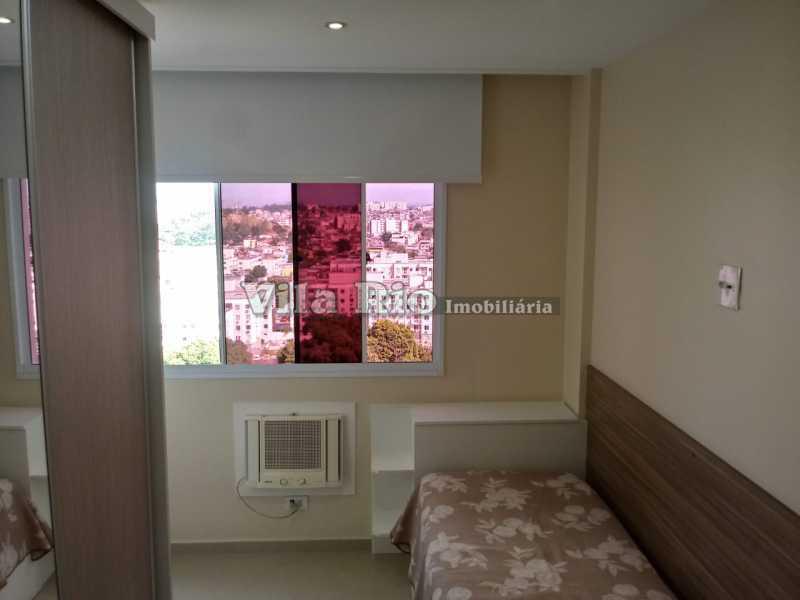 QUARTO 1 - Apartamento 2 quartos à venda Vicente de Carvalho, Rio de Janeiro - R$ 260.000 - VAP20633 - 7