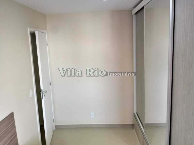 QUARTO 2 - Apartamento 2 quartos à venda Vicente de Carvalho, Rio de Janeiro - R$ 260.000 - VAP20633 - 8