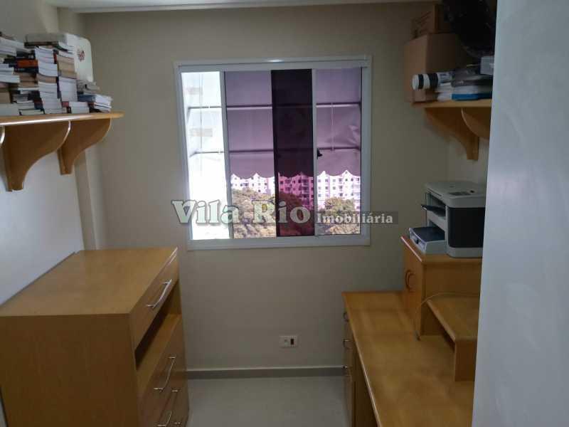 QUARTO 3 - Apartamento 2 quartos à venda Vicente de Carvalho, Rio de Janeiro - R$ 260.000 - VAP20633 - 9