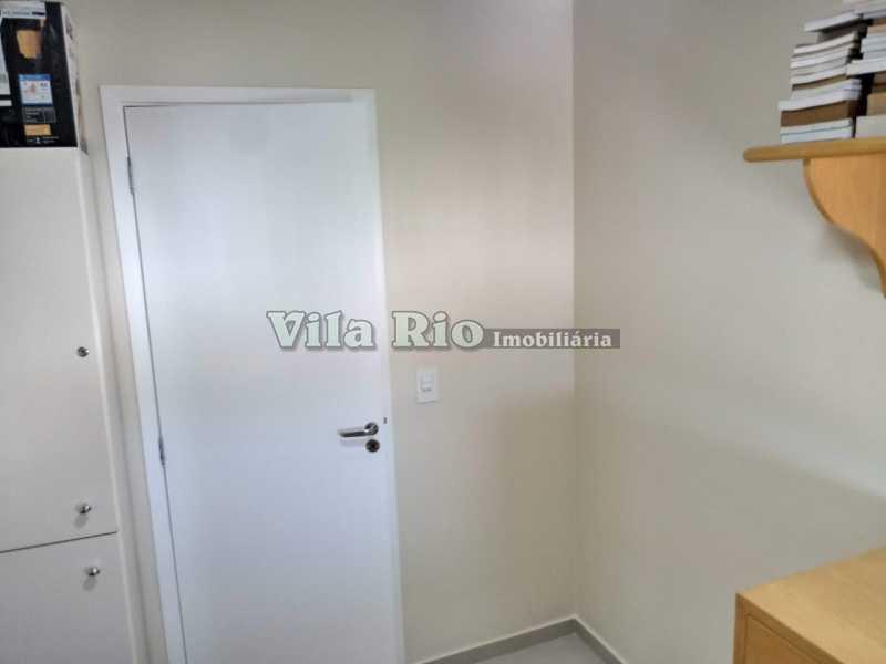 QUARTO 4 - Apartamento 2 quartos à venda Vicente de Carvalho, Rio de Janeiro - R$ 260.000 - VAP20633 - 10