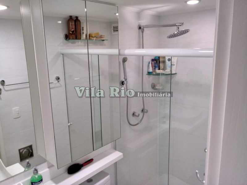 BANHEIRO 1 - Apartamento 2 quartos à venda Vicente de Carvalho, Rio de Janeiro - R$ 260.000 - VAP20633 - 13