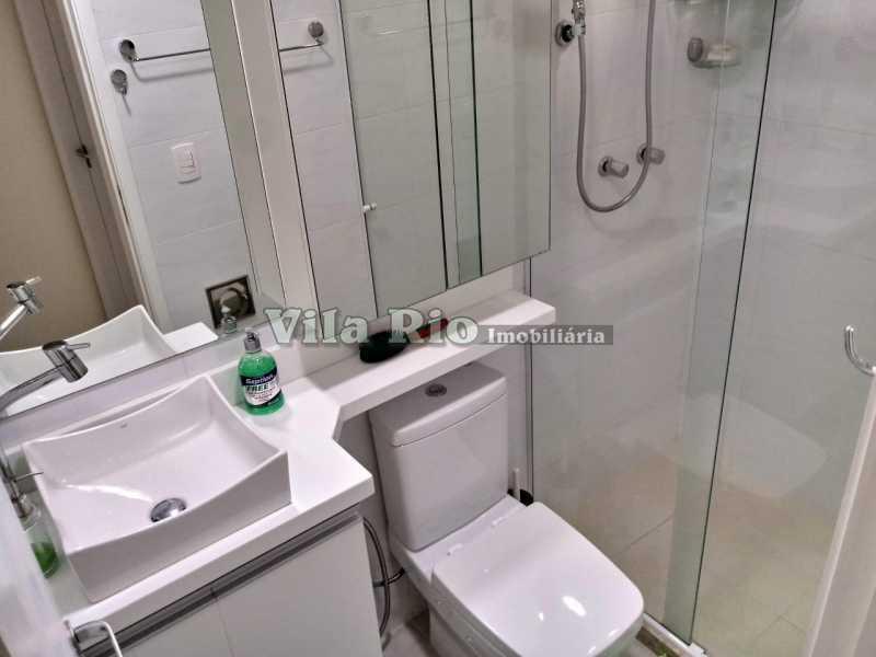 BANHEIRO 2 - Apartamento 2 quartos à venda Vicente de Carvalho, Rio de Janeiro - R$ 260.000 - VAP20633 - 14