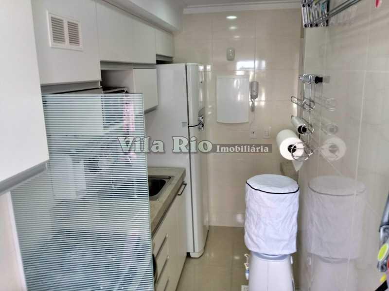 COZINHA 1 - Apartamento 2 quartos à venda Vicente de Carvalho, Rio de Janeiro - R$ 260.000 - VAP20633 - 15