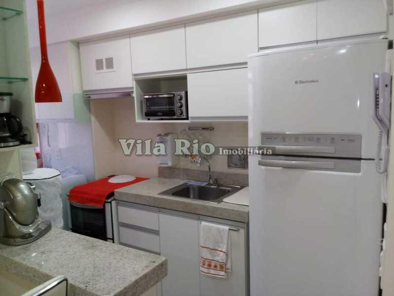 COZINHA. - Apartamento 2 quartos à venda Vicente de Carvalho, Rio de Janeiro - R$ 260.000 - VAP20633 - 17