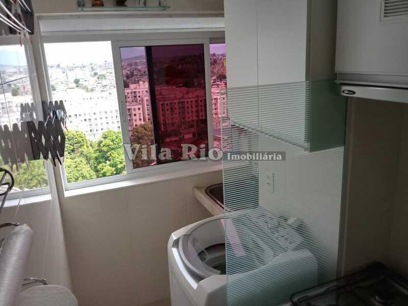 ÁREA 1 - Apartamento 2 quartos à venda Vicente de Carvalho, Rio de Janeiro - R$ 260.000 - VAP20633 - 18