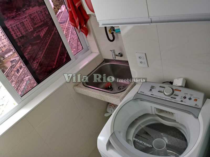 ÁREA 2 - Apartamento 2 quartos à venda Vicente de Carvalho, Rio de Janeiro - R$ 260.000 - VAP20633 - 19