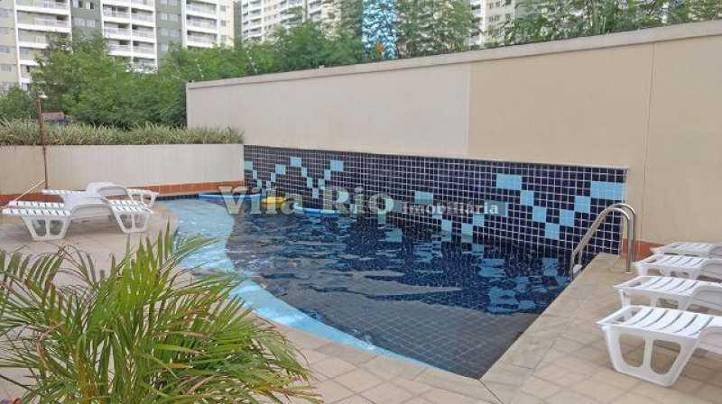 PISCINA. - Apartamento 2 quartos à venda Vicente de Carvalho, Rio de Janeiro - R$ 260.000 - VAP20633 - 24