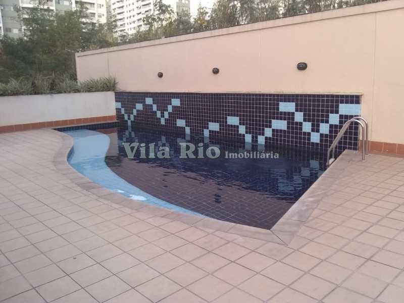 PISCINA - Apartamento 2 quartos à venda Vicente de Carvalho, Rio de Janeiro - R$ 260.000 - VAP20633 - 25